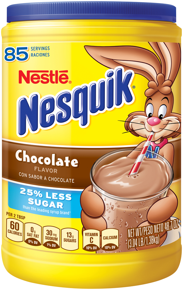 Nestlé Nesquik® Chocolate Flavor Powder