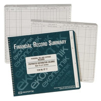 Ekonomik Systems Tax and Accounting Forms Record form, F/Bank Acct.