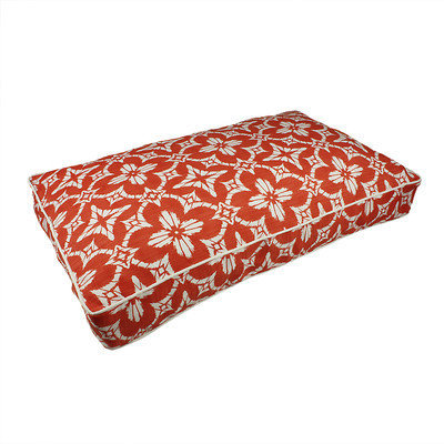 Snoozer Pool and Patio Aspidoras Coral Dog Bed Size: Medium (36