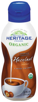 Stremicks Heritage Foods® Organic Hazelnut Coffee Creamer 32 fl. oz. Bottle