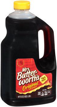 Mrs. Butterworth's® Original Syrup 64 fl. oz. Jug