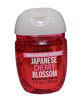 Bath & Body Works® JAPANESE CHERRY BLOSSOM PocketBac Hand Sanitizers