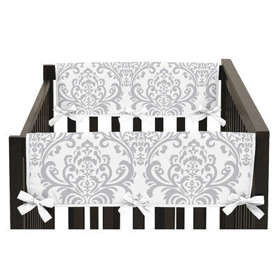 Sweet Jojo Designs Avery Side Crib Rail Guard Cover