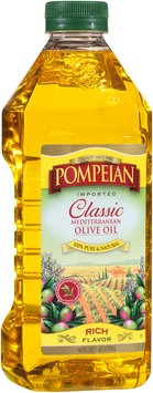 Pompeian® Classic Mediterranean Imported Olive Oil 48 fl. oz. Plastic Bottle