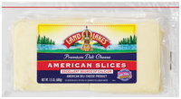 Land O' Lakes® Deli American Cheese Slices 1.5 lb Bag