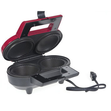 Wolfgang Puck 900 Watt Pie and Pastry Maker Color: Red