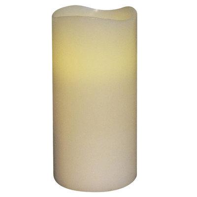 Brite Star Flameless Pillar Candle