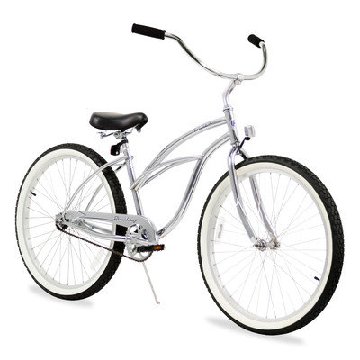 Firmstrong Urban Lady Single Speed, Chrome - Women's 26