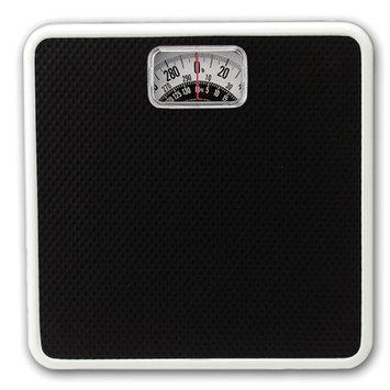 TAYLOR 20044074 Mchncl Bth Scale, Steel Pltfrm,300 lb Cap