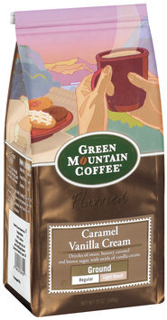 Green Mountain Coffee Roasters Caramel Vanilla Cream Ground Flavored Coffee