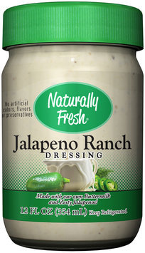 Naturally Fresh® Jalapeno Ranch Dressing 12 oz. Package