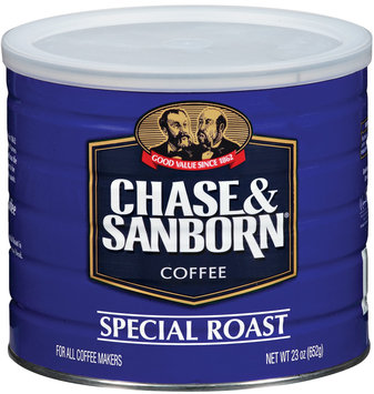 Chase & Sanborn Special Roast Coffee