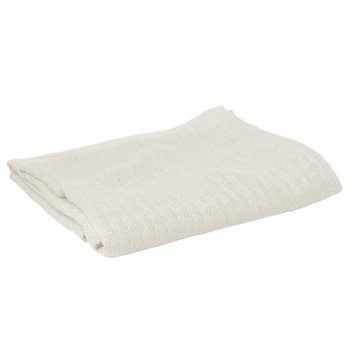 Bedvoyage Crib Blanket Color: Ivory