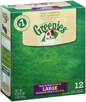 Greenies® Large Dog Treats 1.2 lb. Box