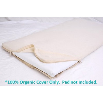 Moonlight Slumber All in One Organic Cotton Changing Table Coverlet