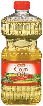 Springfield 100% Pure Corn Oil 24 Fl Oz Plastic Bottle
