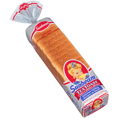 Sunbeam® Tex Toast Grill'n Griddle Enriched Bread 24 oz. Loaf