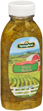 Springfield® Sweet Relish 9 fl. oz. Squeeze Bottle
