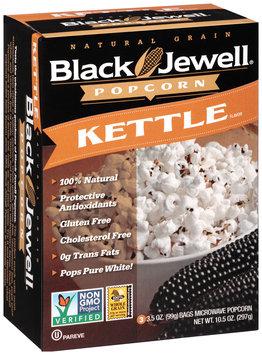 Black Jewell® Kettle Microwave Popcorn 3-3.5 oz. Bags