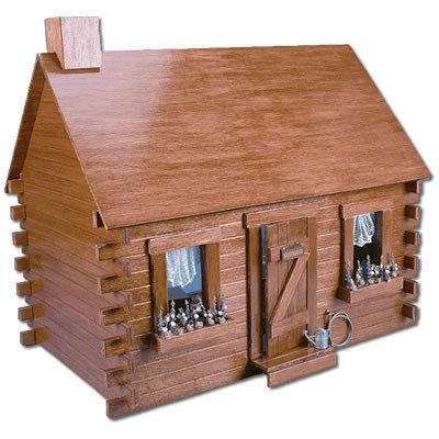Greenleaf 9308 Shadybrook Doll House Kit