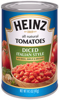 Heinz® Italian Style Diced Tomatoes