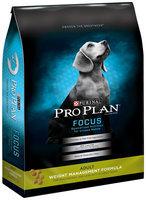Purina Pro Plan Focus Adult Weight Management Formula Dog Food 6 lb. Bag