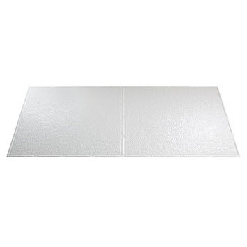 Fasade 24-1/2-in x 48-1/2-in Fasade Traditional Ceiling Tile Panel G56-00