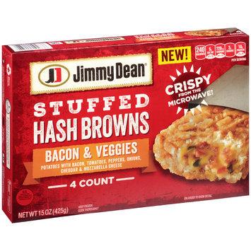 Jimmy Dean® Bacon & Veggies Stuffed Hash Browns