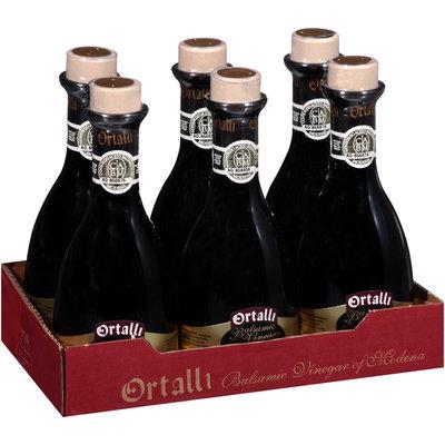 Ortalli Gold Label La Vedetta Balsamic Vinegar of Modena 8.45 fl. oz. Bottle
