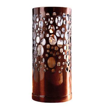 Candola Candle Color: Copper
