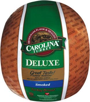 Carolina Turkey Smoked Deluxe Turkey Breast