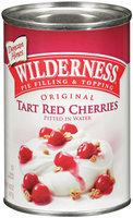 Wilderness® Original Tart Red Cherries Pie Filling & Topping 14.5 Oz Can