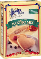 Pioneer® Brand Low Fat Baking Mix 40 oz. Box