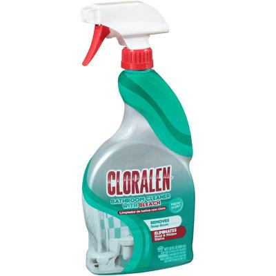Cloralen® Fresh Scent Bathroom Cleaner with Bleach 22 fl. oz. Spray Bottle