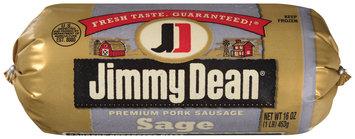 Jimmy Dean® Sage Premium Pork Sausage 16 oz. Chub