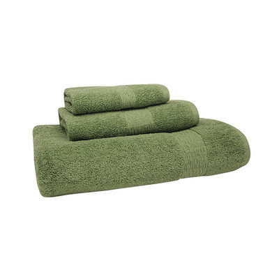 Jessica Simpson Home Signature Wash Cloth (Set of 2), Shale Green