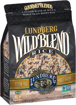Lundberg® Wild Blend® Rice Blend 4 lb. Bag