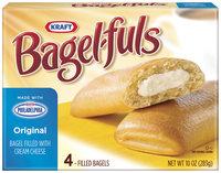 Bagel-Fuls Original 4 Ct Bagels 10 Oz Box
