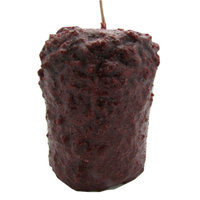 Starhollowcandleco Hot Mulled Cider Pillar Candle Size: Hearth Fatty 5.5