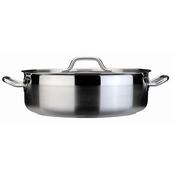 BergHOFF International 1101330 Hotel Line 15.75 in. Covered Braiser 17Qt