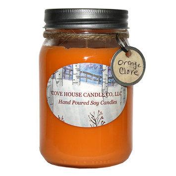 Covehousecandleco Peach Nectar Jar Candle