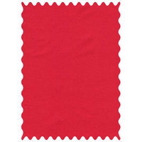 Stwd Solid Woven Fabric by the Yard Color: Red