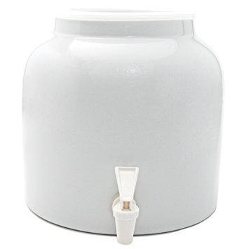 Goldwell Enterprises, Inc. 2.5 gal Porcelain Water Dispenser Crock