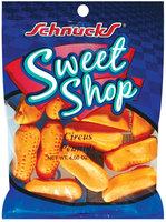 Schnucks Sweet Shop Circus Peanuts 4 Oz Peg