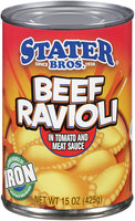 Stater Bros.® Beef Ravioli in Tomato and Meat Sauce