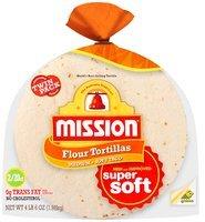 Mission® Medium Flour Tortillas Soft Taco Twin Pack 40 ct. Bag