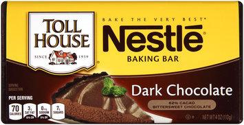 Nestlé® Toll House® Dark Chocolate Baking Bar