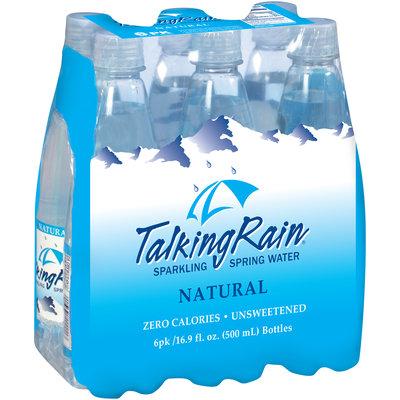Talking Rain® Natural Sparkling Spring Water