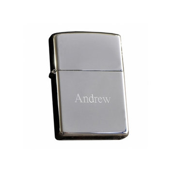 Jds Personalized Gifts Personalized Gift High Polish Zippo Chrome Lighter