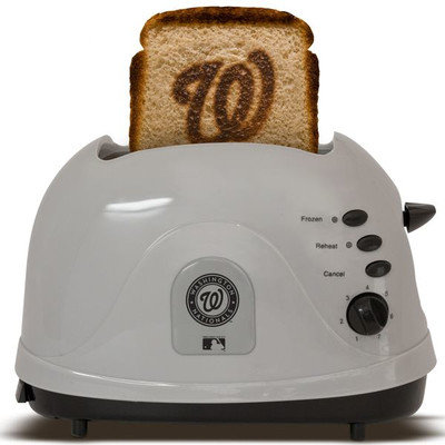 Pangea Brands Washington Nationals ProToast™ Elite MLB Toaster